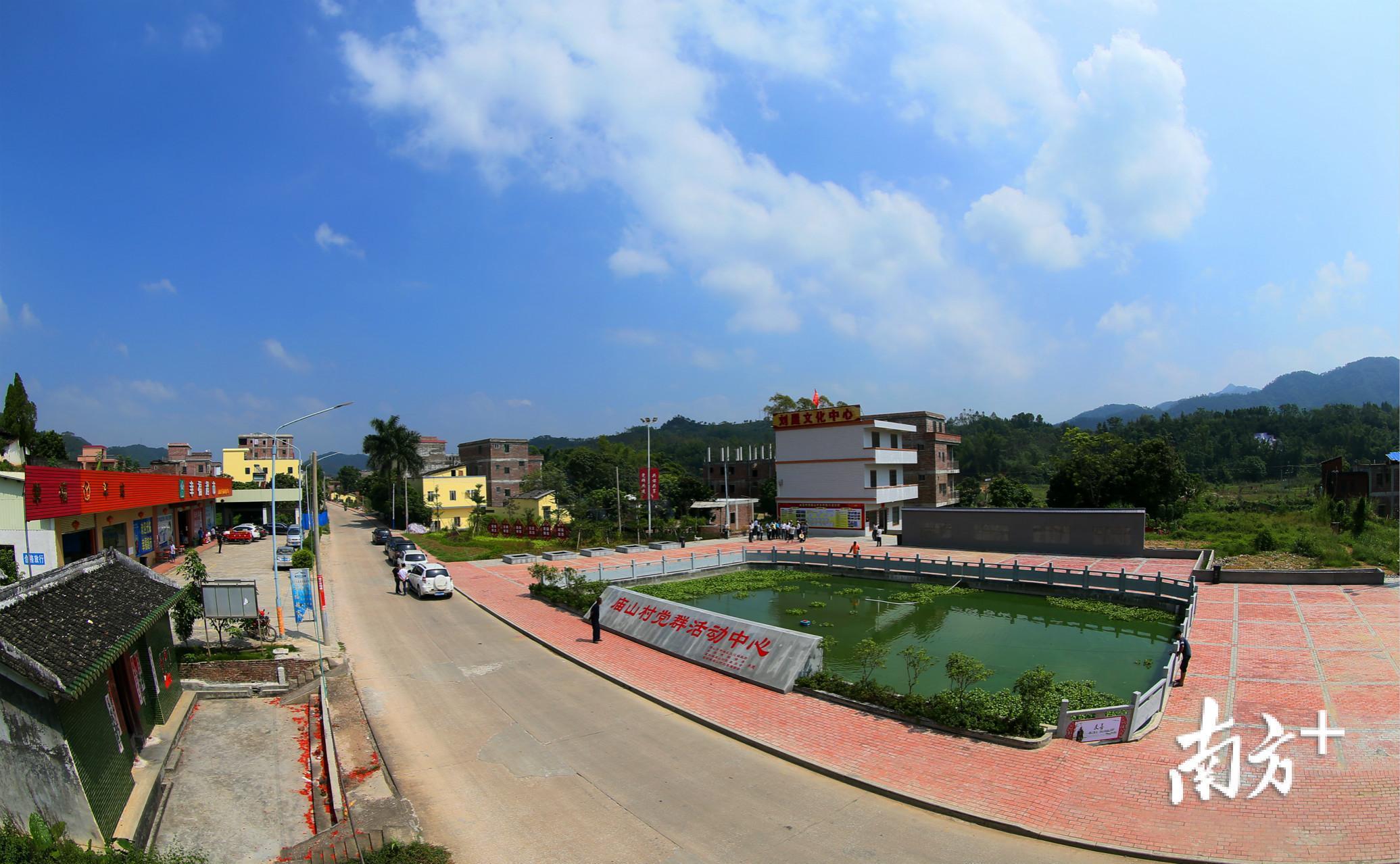 云浮市云安区推进阵地规范化建设,打造综合性党群服务中心。